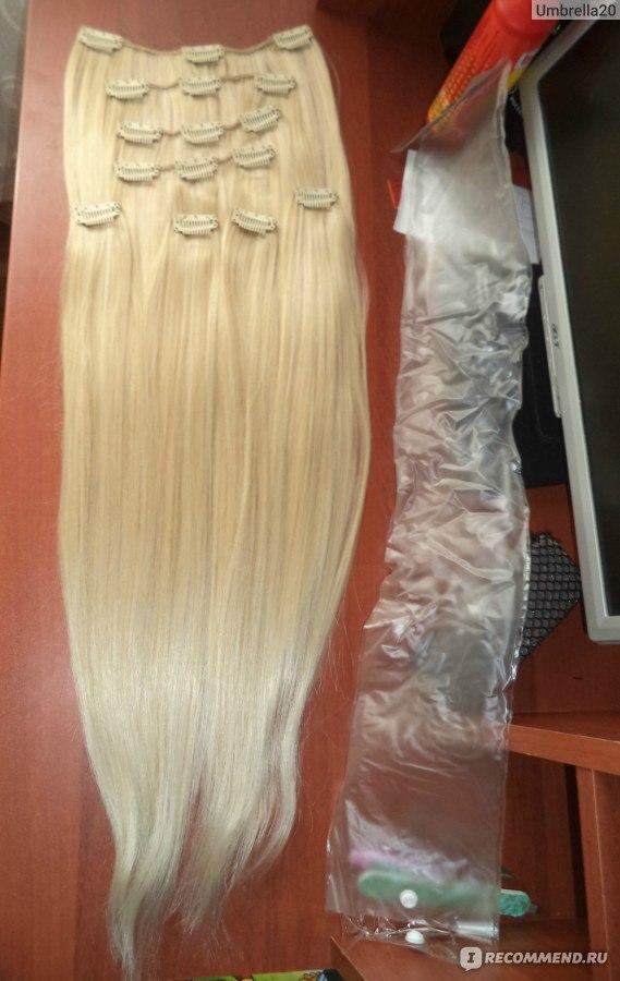 Наращивание волос на клипсах цена