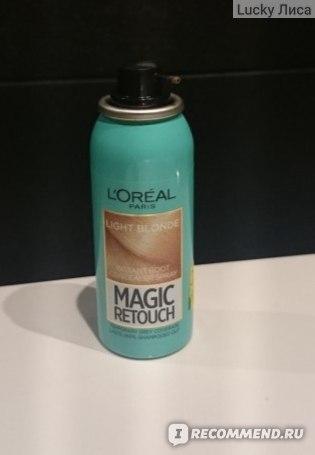 Краска спрей для отросших корней волос