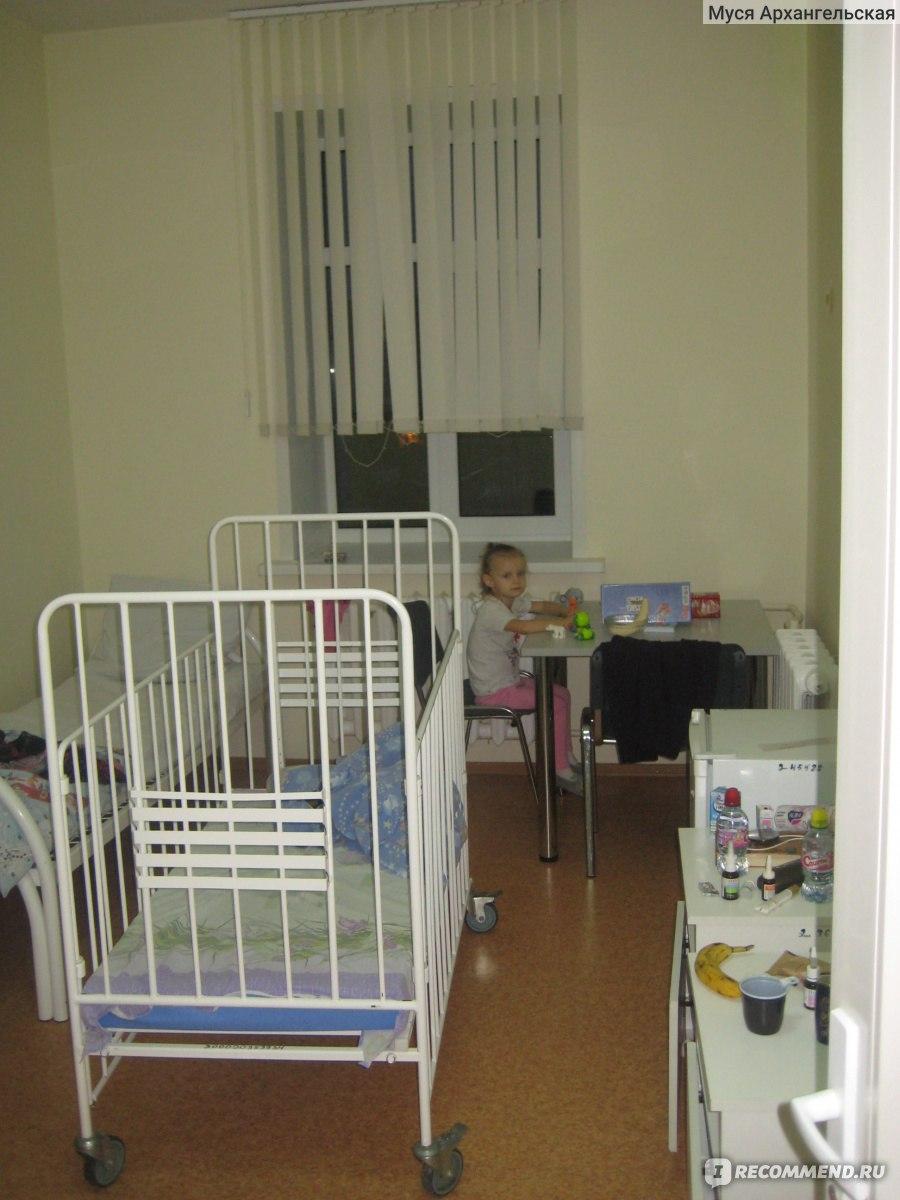 больница палата кровать