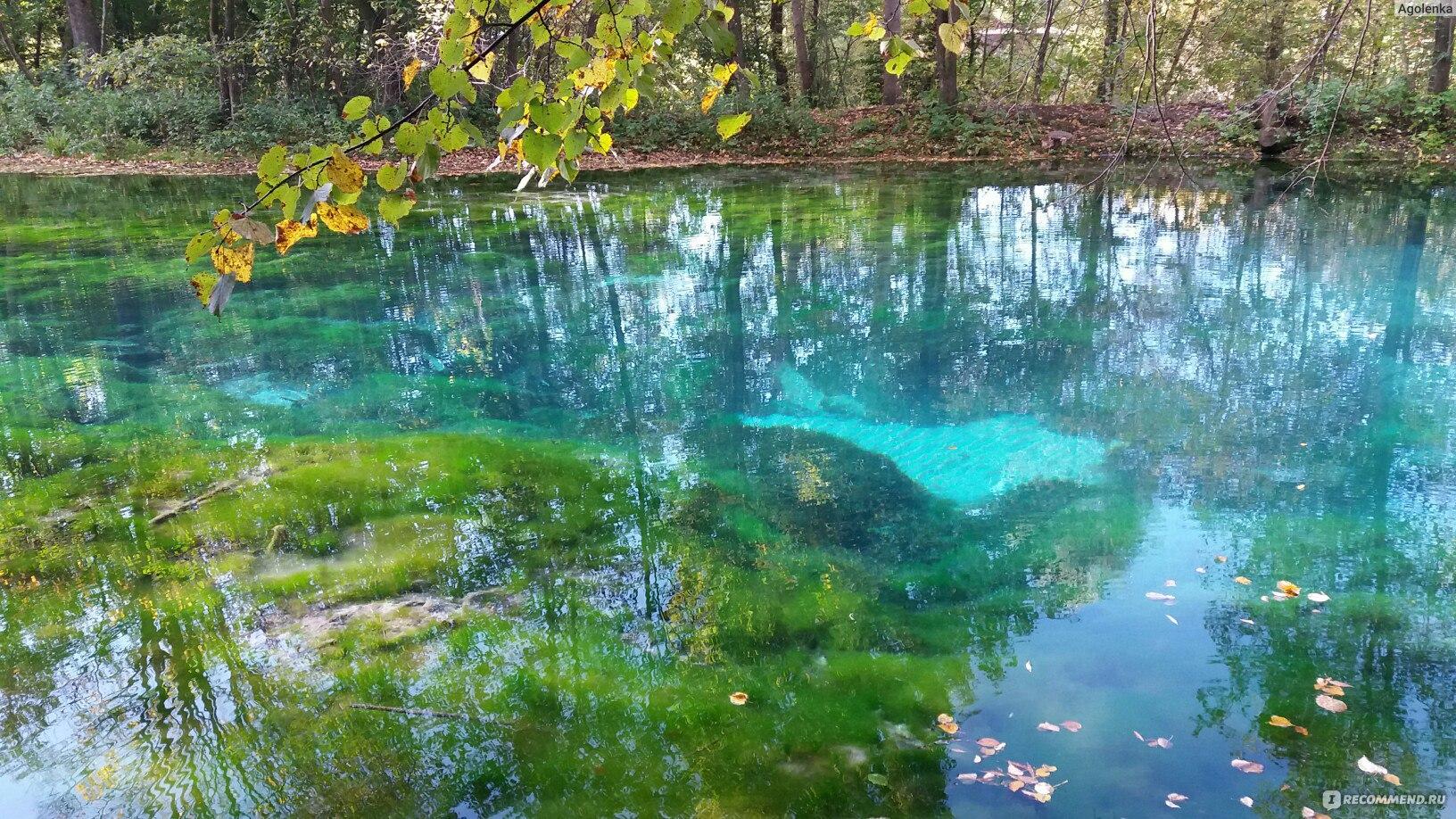 рассказала, голубое озеро в краснодаре фото номере