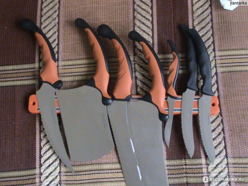 Ножи контр про инструкция