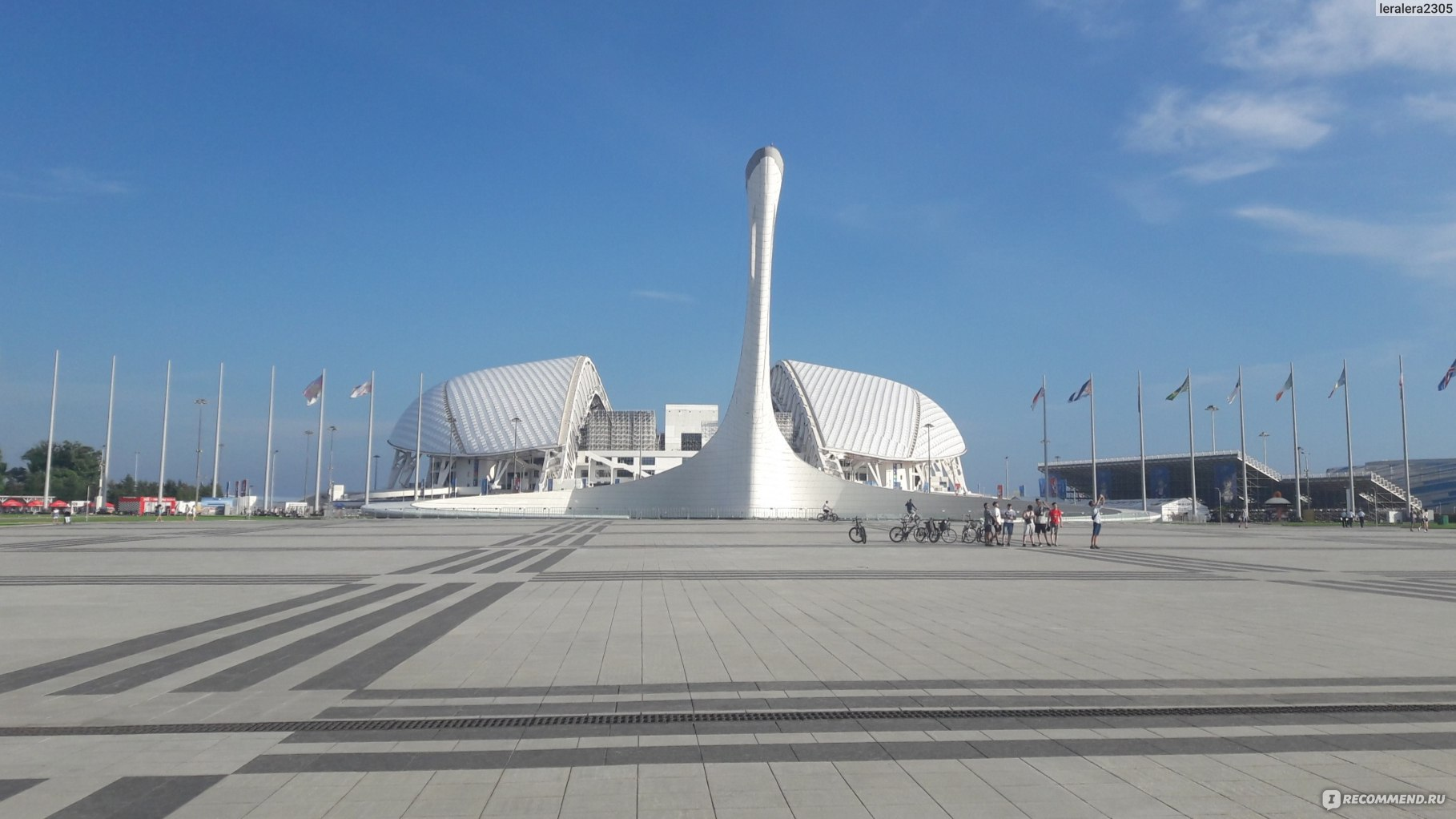 много олимпийский парк в сочи фото как добраться россии тоже можно