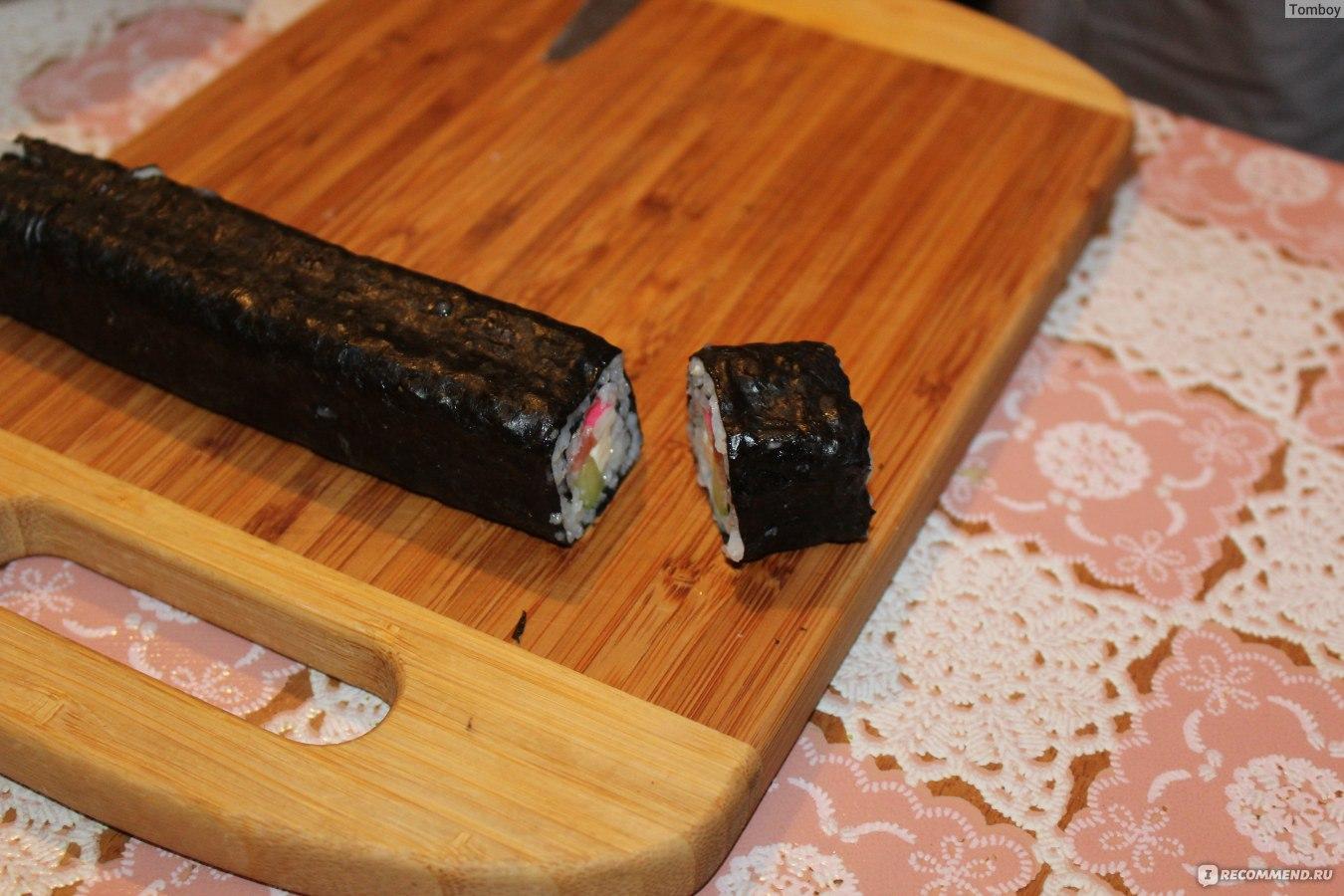 Совет 1: Как готовить нори для суши 57