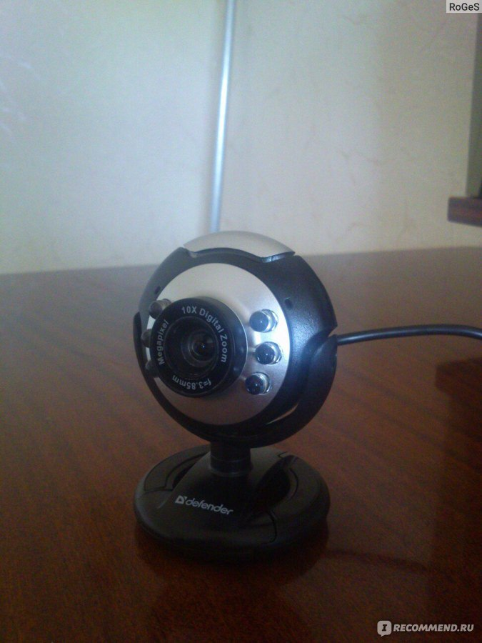 Скачать драйвера для веб камера defender c 110