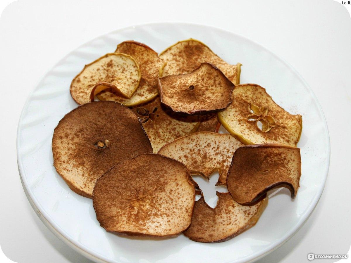 Как сделать яблочный чипсы 451