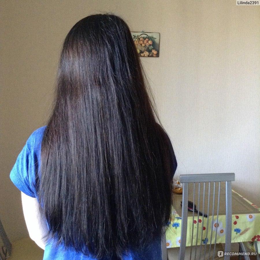 Черные густые волосы прически