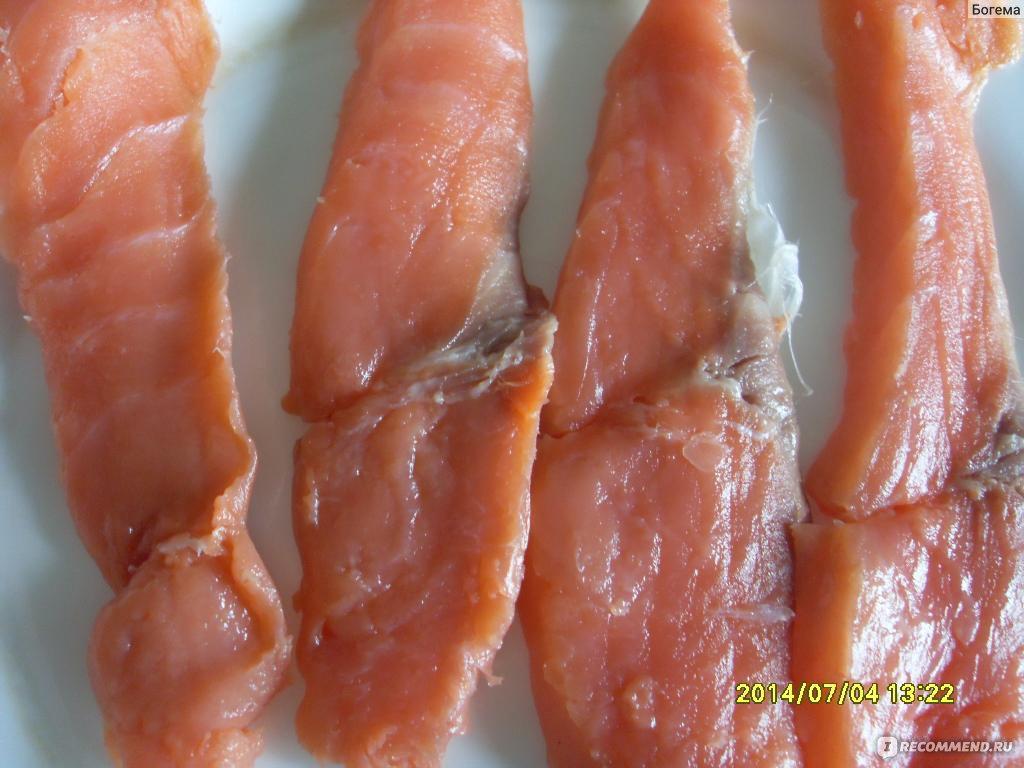 Посолить рыбу в домашних условиях кету в 860
