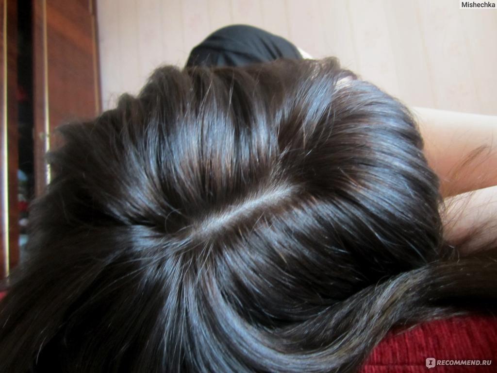 Цвет краски шатен на волосах