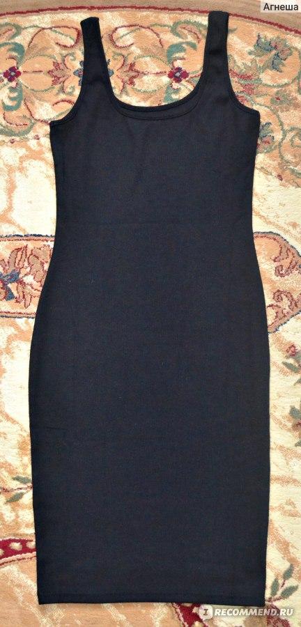 82dcf8c82dc Платье AliExpress 2016 Women s Sexy Spaghetti Strap Sleeveless Bodycon  Package Hip significantly reduces random error Bottom