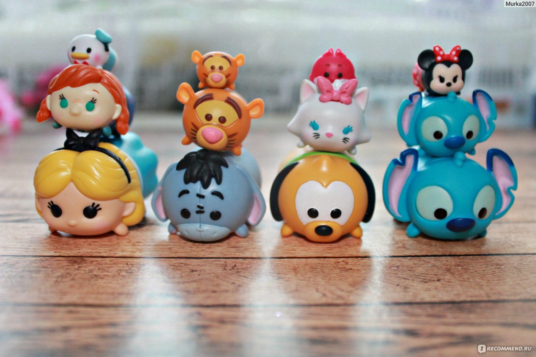 91427e96 Игровой набор Tsum Tsum (Цум Цум) Фигурки коллекционные, упаковка из ...