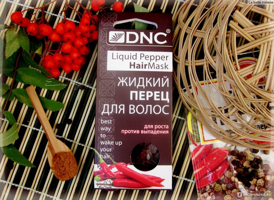 Красный перец для волос: для роста и против выпадения волос