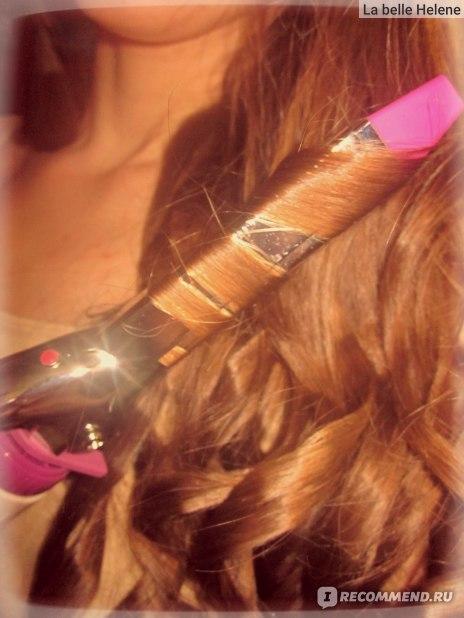 Квадратные щипцы для завивки волос причесок