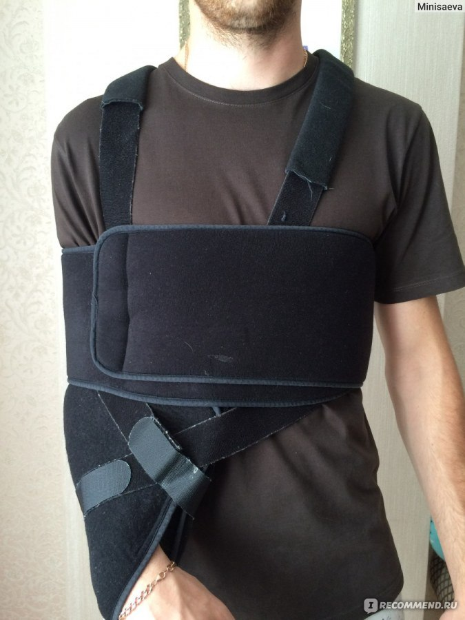 Бандаж на плечевой сустав и руку si-301 цена суставы болят лечение