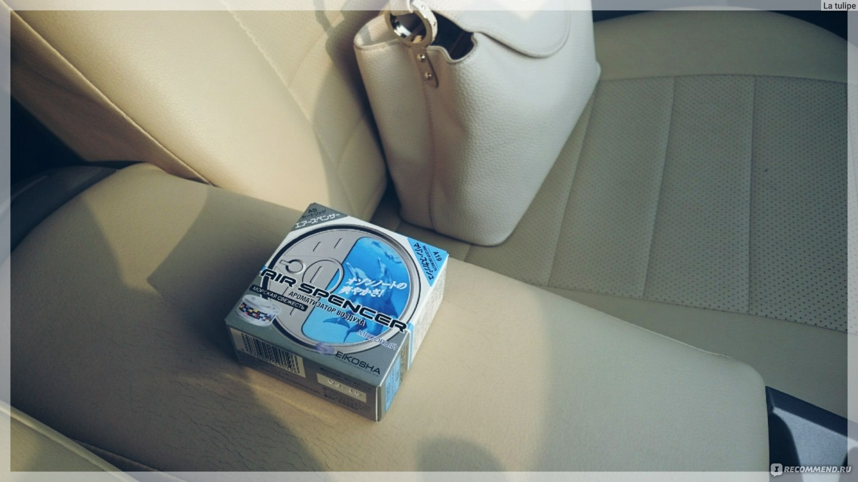 Хорошая пахучка в авто своими руками 23