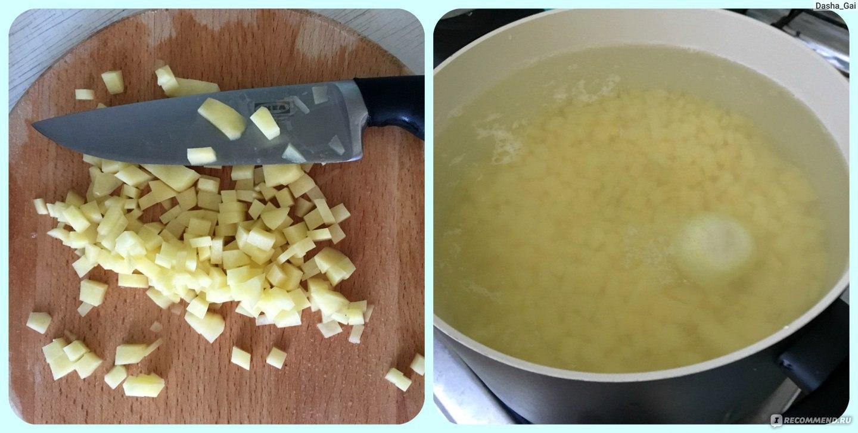 Сыр в супе рецепт