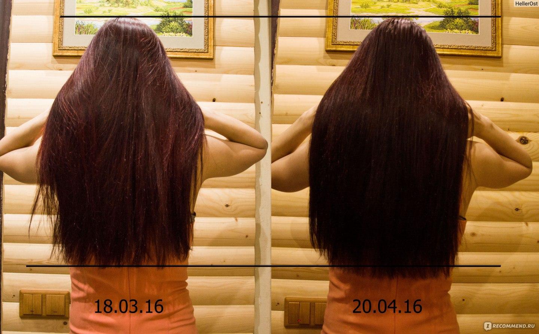 Результаты горчичной маски для роста волос