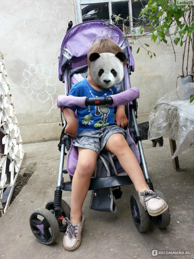 Цветок на коляску своими руками