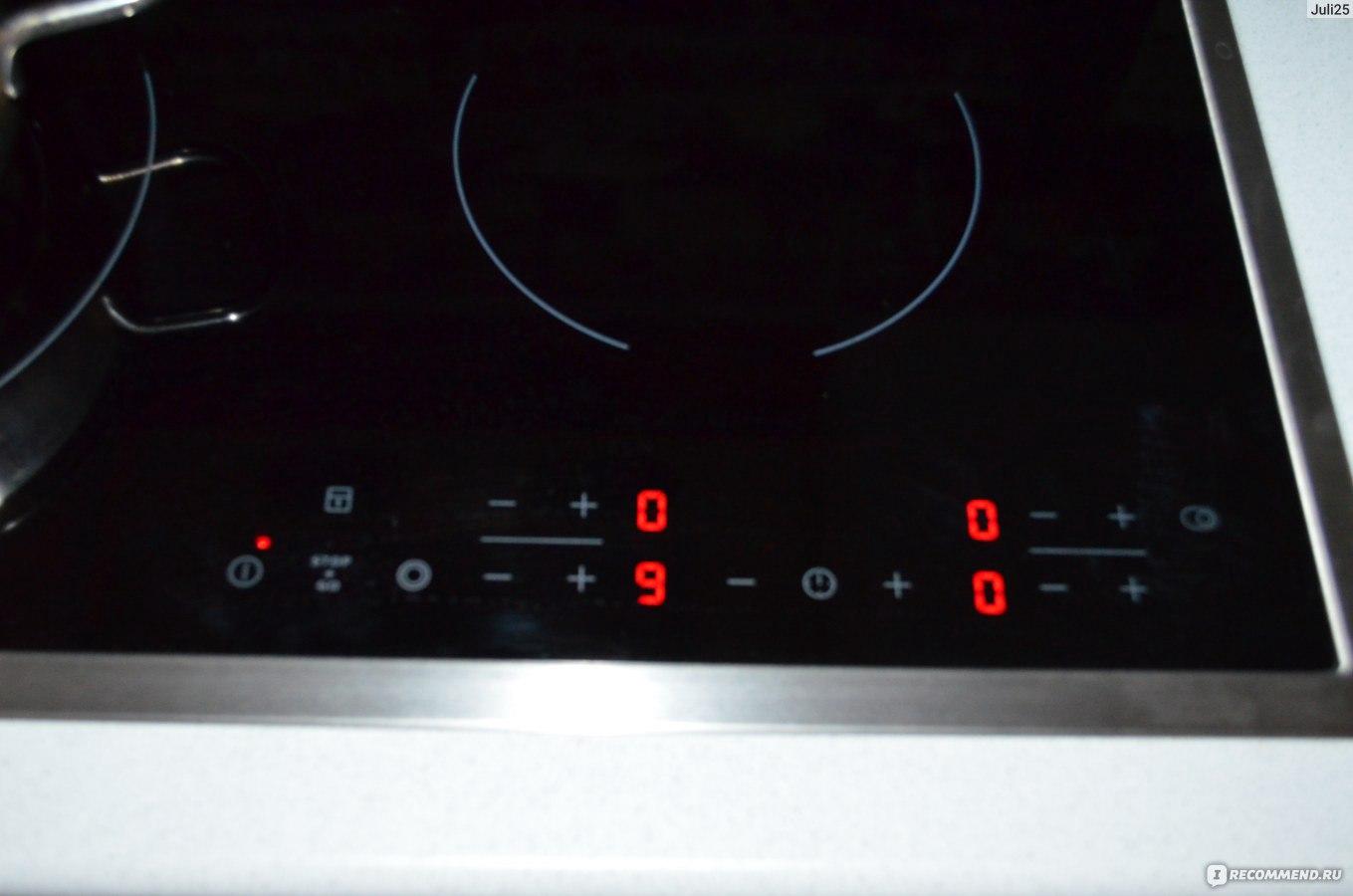electrolux platinum варочная панель инструкция