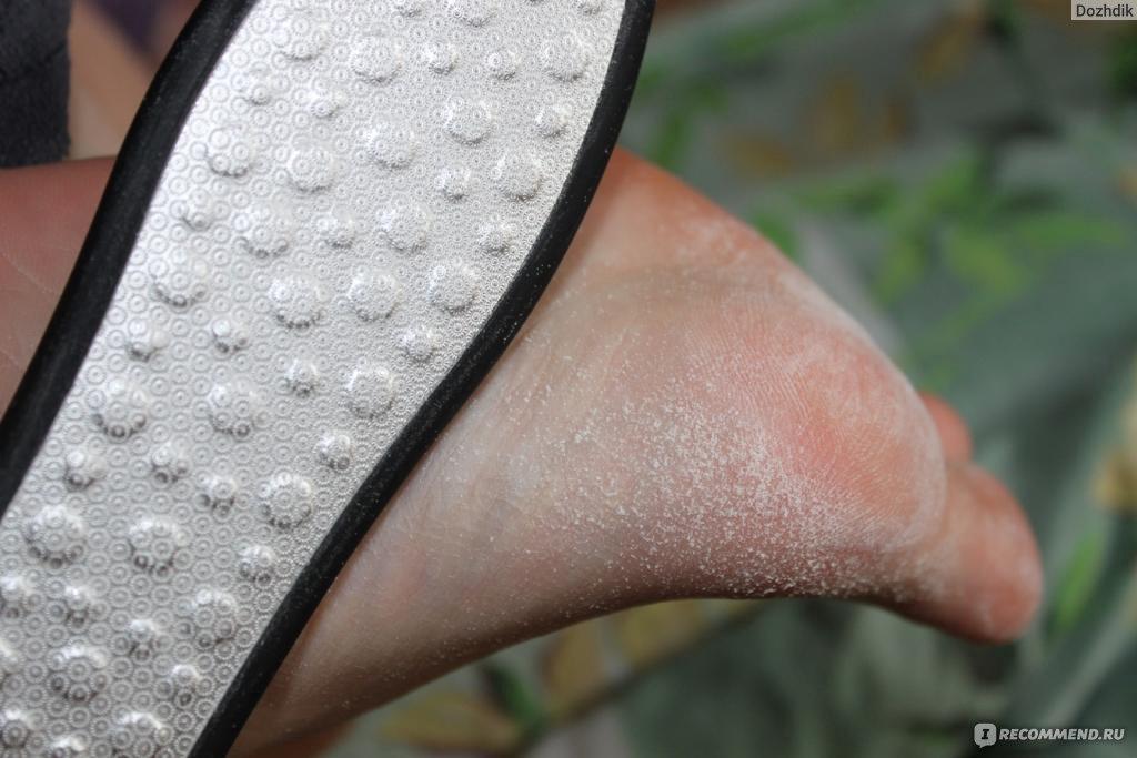 Терка для ног MERTZ Лазерная | Отзывы покупателей