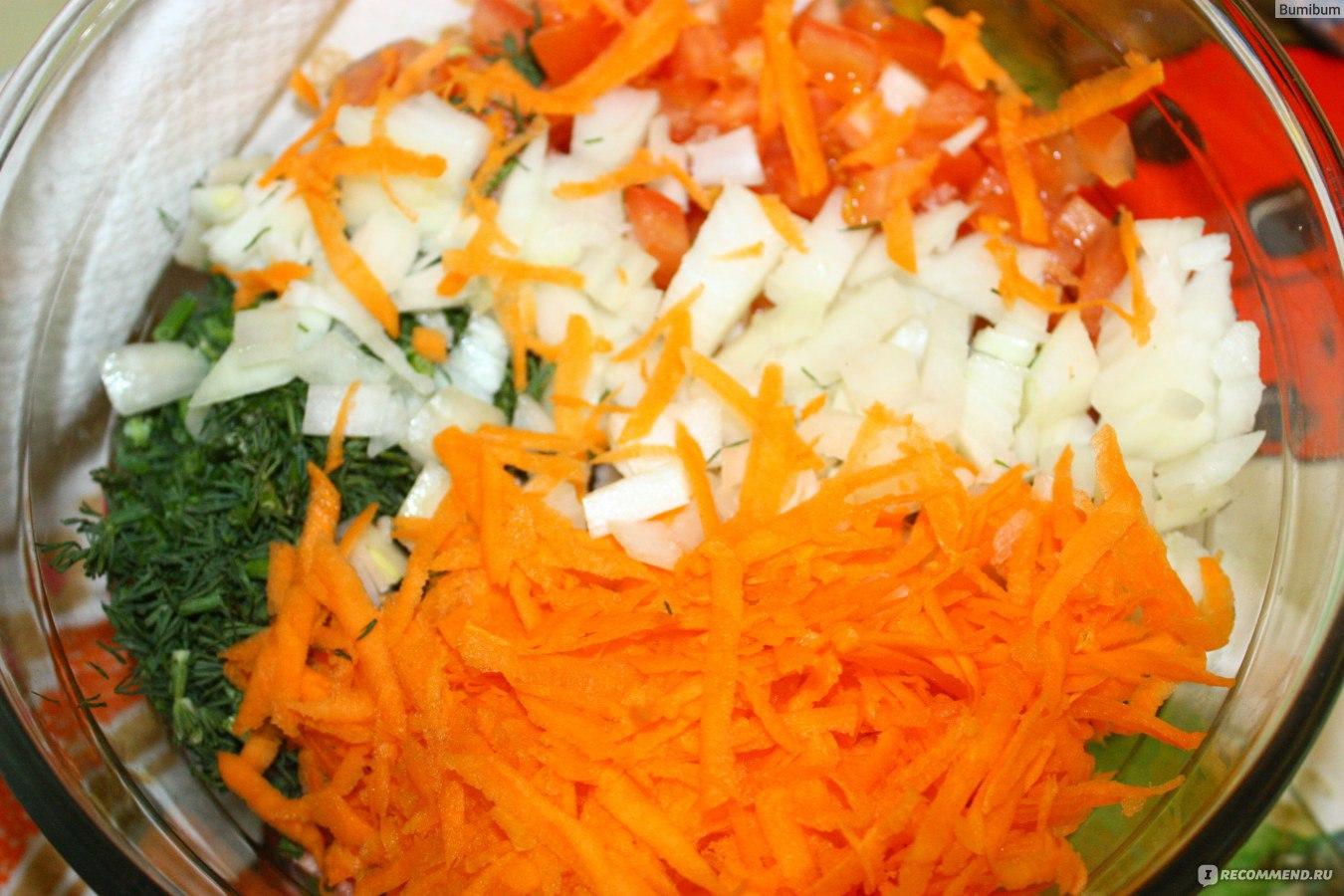 Как сделать подливу с морковкой и луком