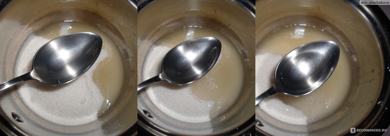 В домашних условиях сахарная масса для шугаринга