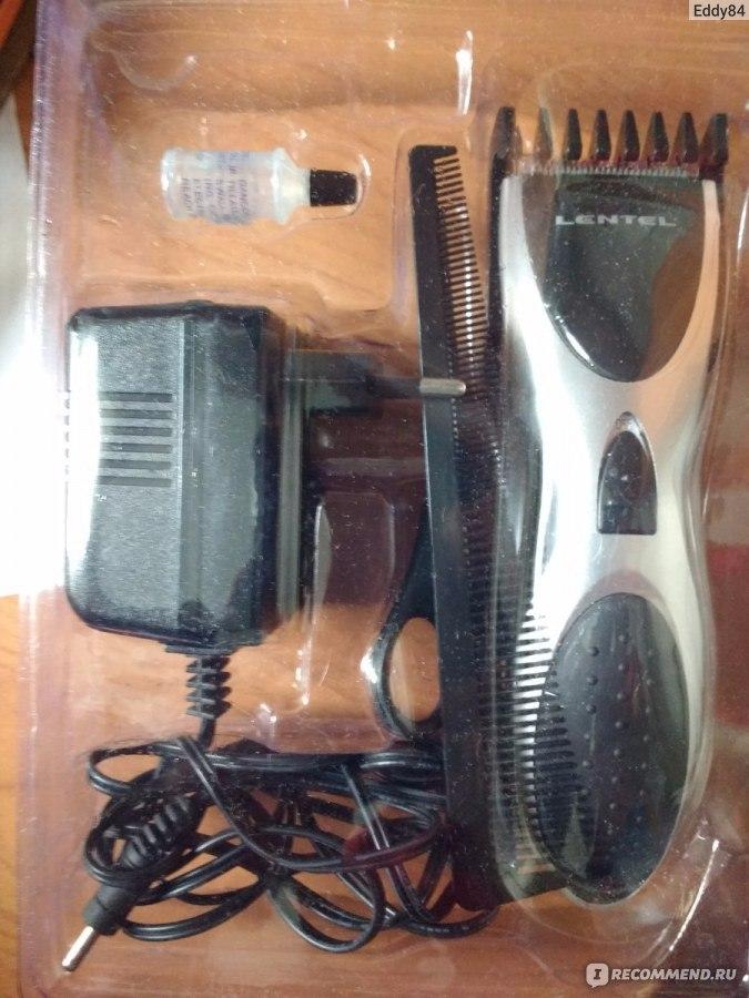 Машинки для стрижки волос lentel