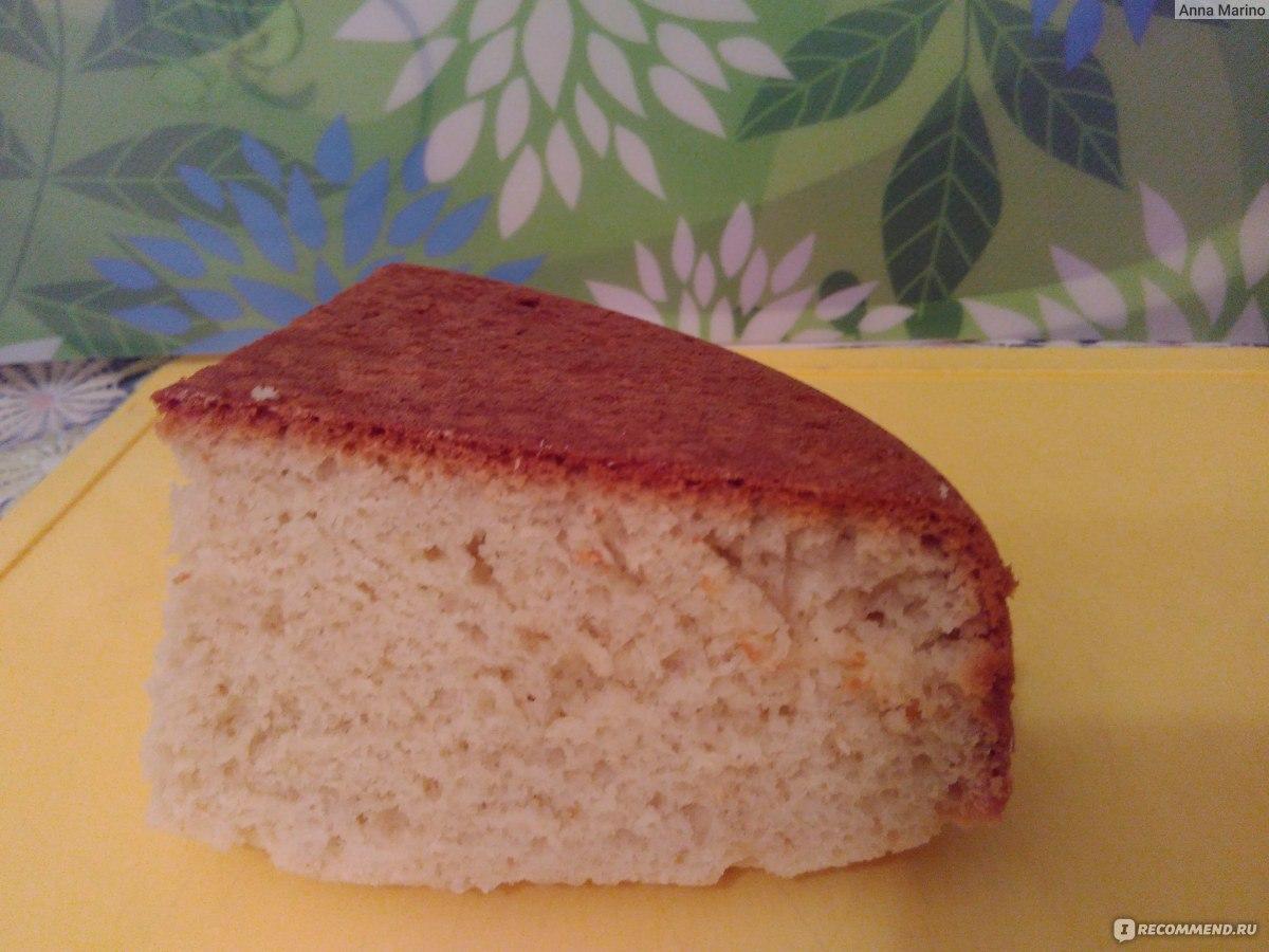 Высокий бисквит рецепт пошагово 37