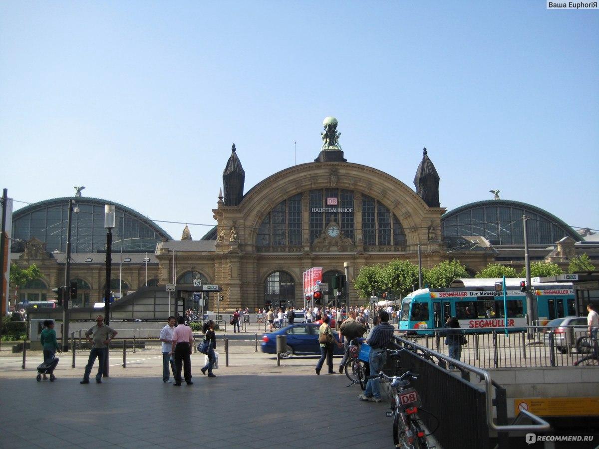 Франкфурт секс около вокзала