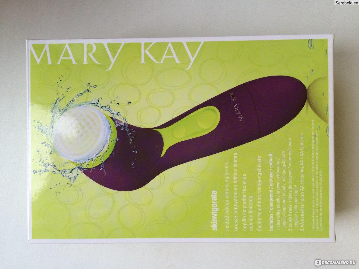 Щеточка для лица mary kay 22 фотография