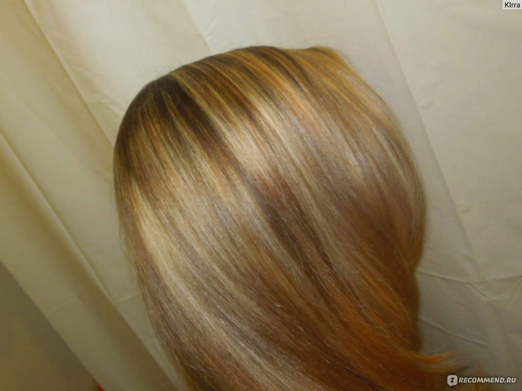 Картинки девушки с мелированными волосами зимой
