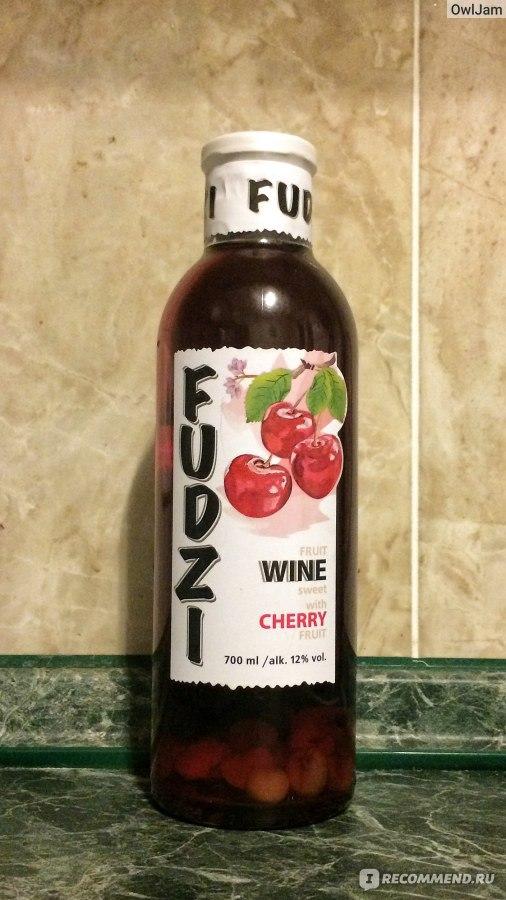 Вино fudzi вишня отзывы