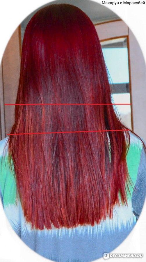 Красные волосы с большой попой