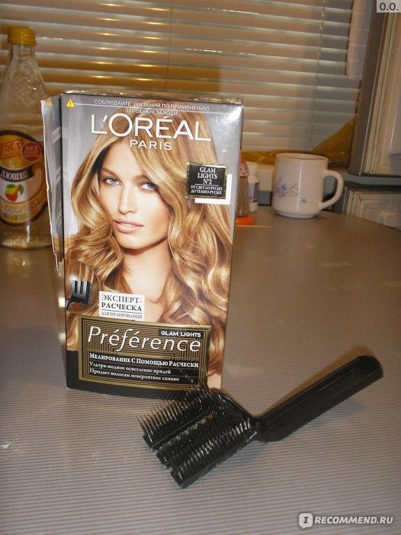 Краска для мелирования волос в домашних условиях отзывы 166