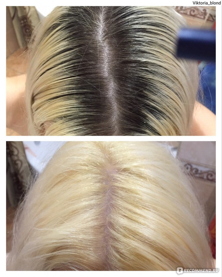 Какие осветлители для волос лучшие средства и правила применения