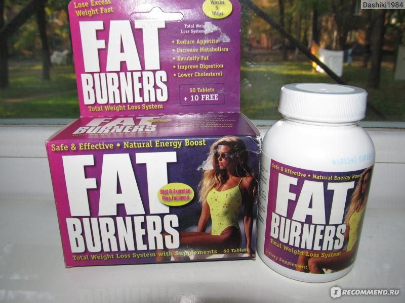 Universal nutrition жиросжигатель fat burners box 60 таб