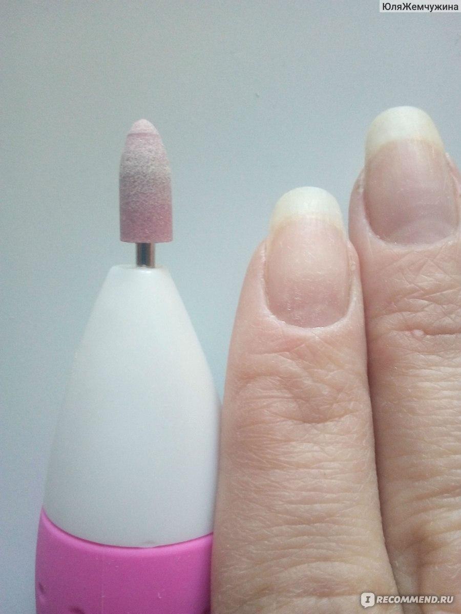 Как снять ногти аппаратом для маникюра