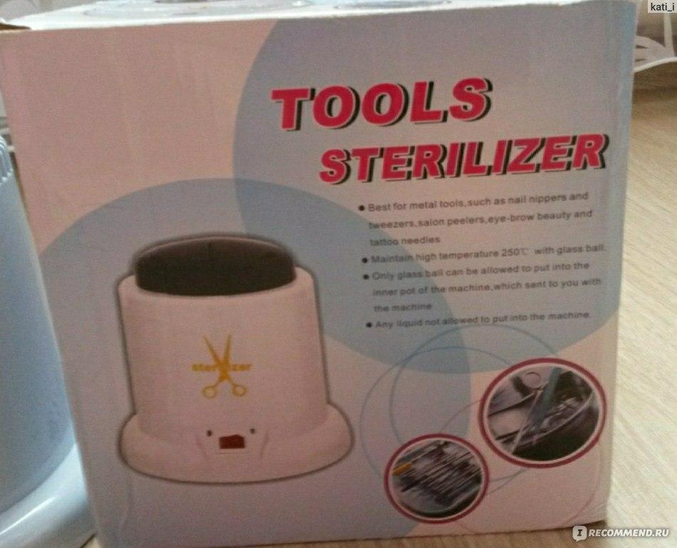 Стерилизатор для маникюрных инструментов своими руками