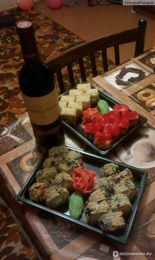 Какое Выбрать Крастное Вино К Суши