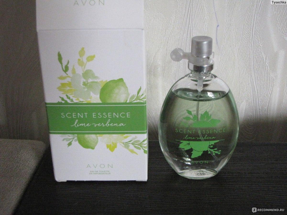 Bardzo dobryFantastyczny Avon Scent Essence Lime Verbena - «ненавязчивый освежающий аромат EE18
