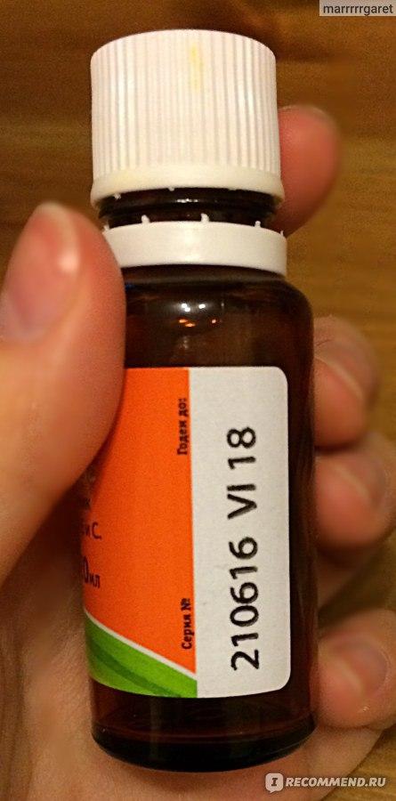 Капли для иммунитета веторон