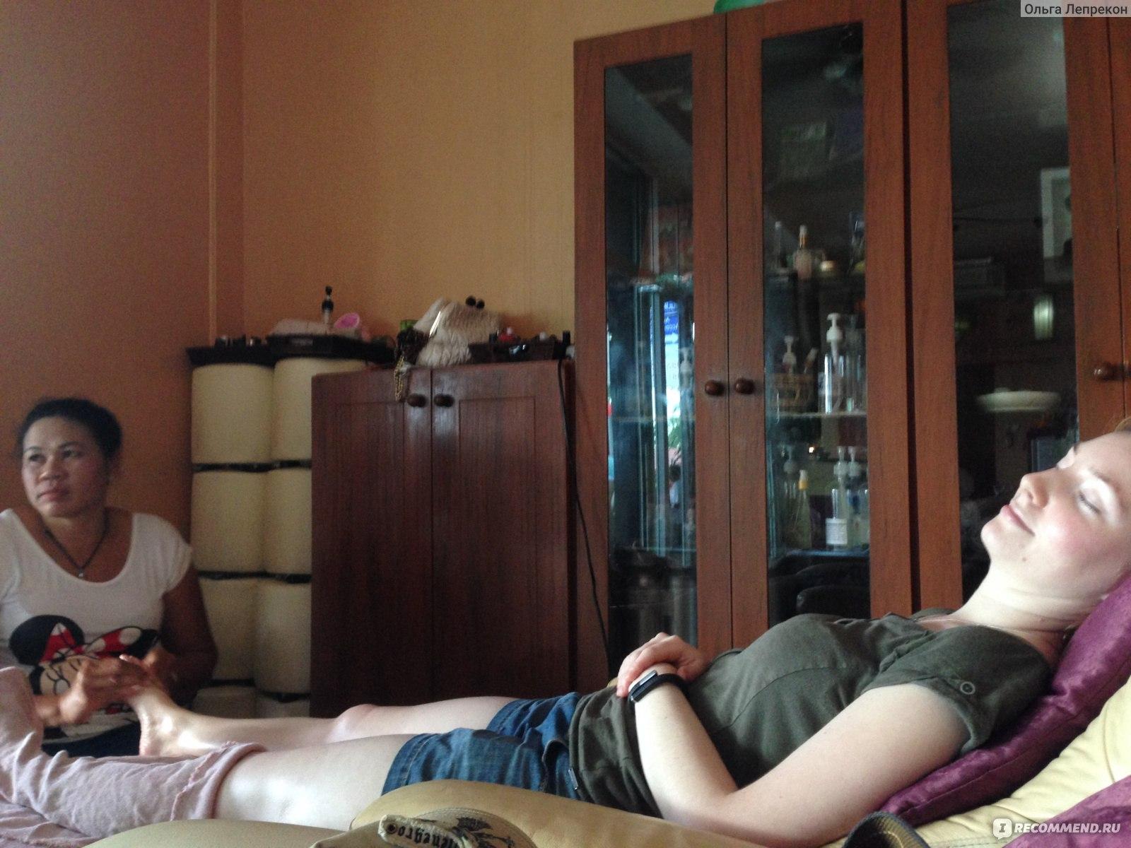 Тайки предлагают массаж для мужчин в москве