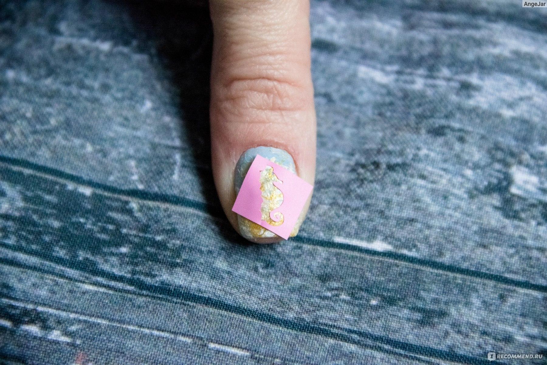Виниловые трафареты для дизайна ногтей: инструкция по применению