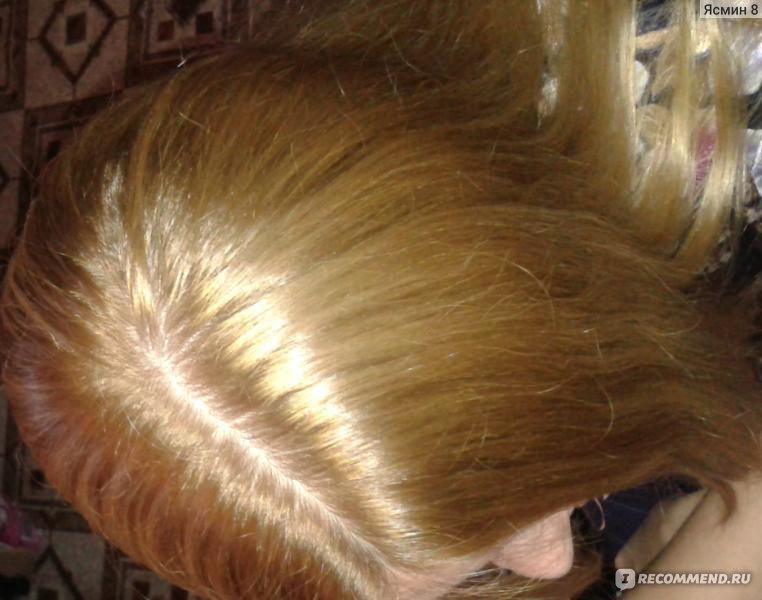 Краска для волос (оттенок 8 Золотистый Марципан)