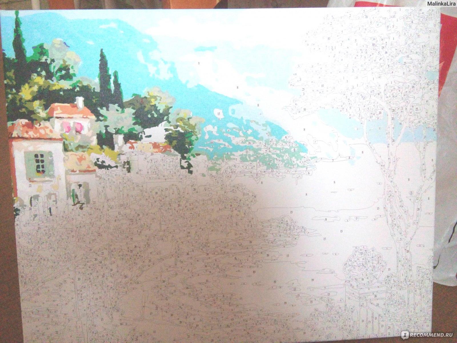 Рисование по номерам создай шедевр своими руками фото 177