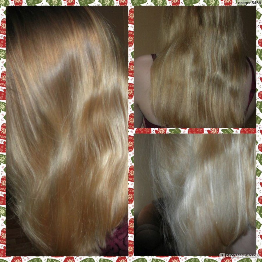 Как сделать что бы волосы были блестящими