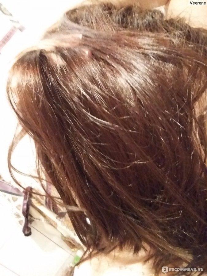 Капус 6.8 фото на волосах