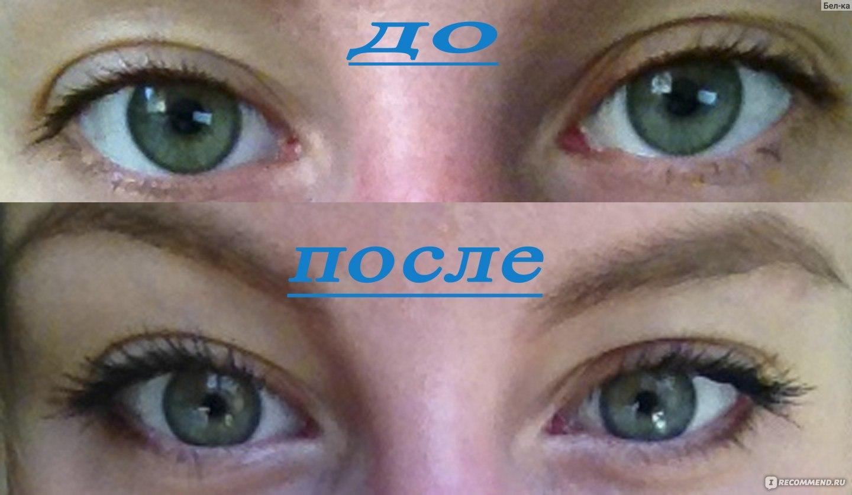 Все туши для ресниц отзывы фото до и после