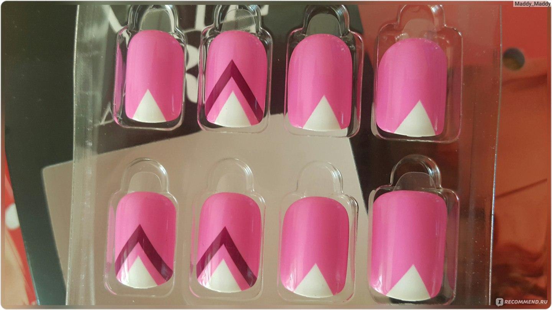 Накладные ногти для девочек фото