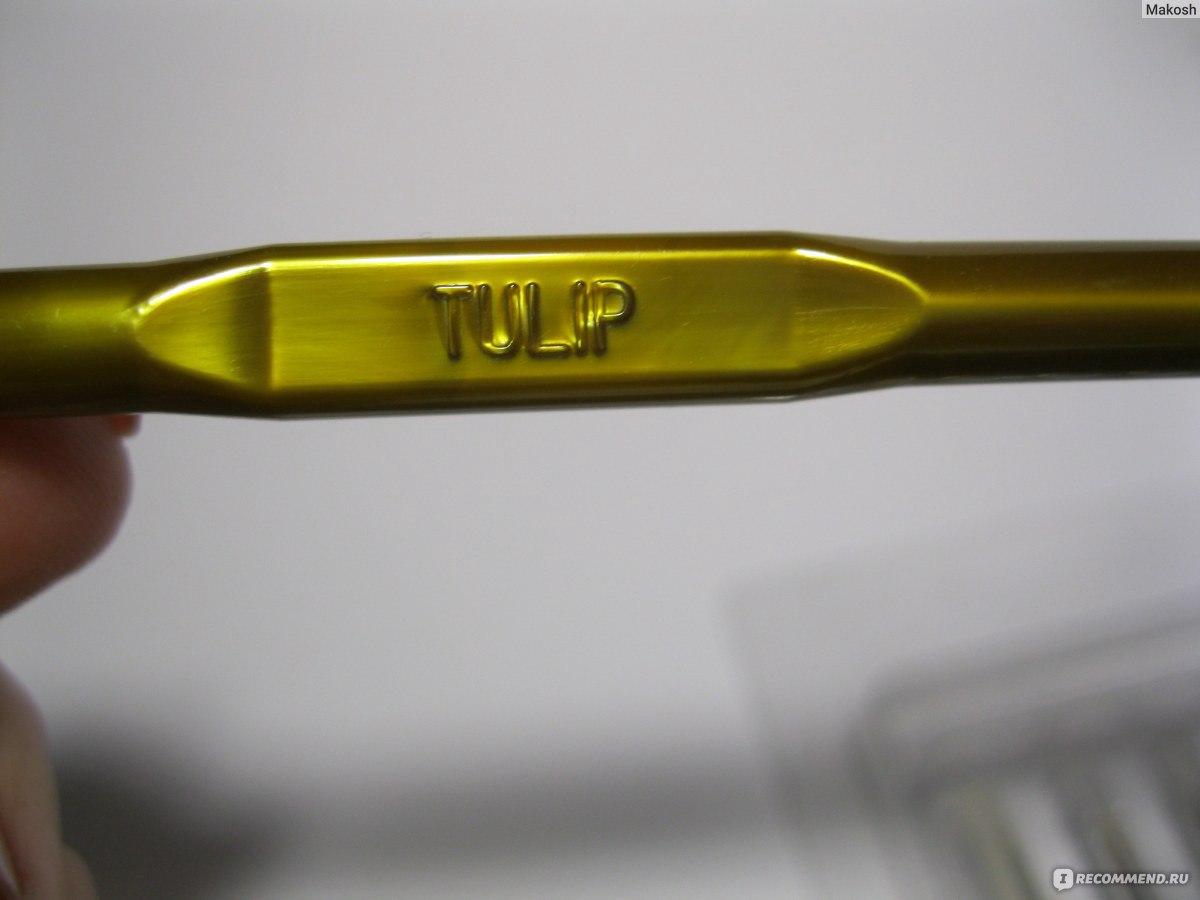 Японские крючки для вязания купить Тулип (Tulip) 22