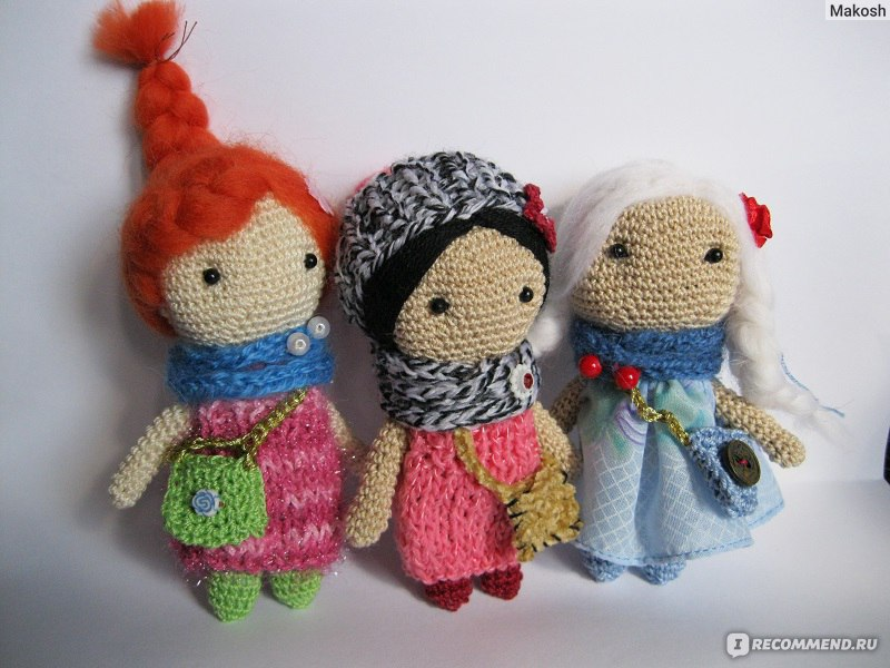 Что значит вязание амигуруми